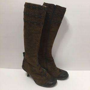 Italian Knee High Boots